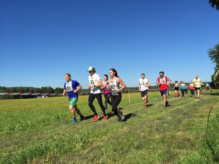 Silsjönäs Trail 2015